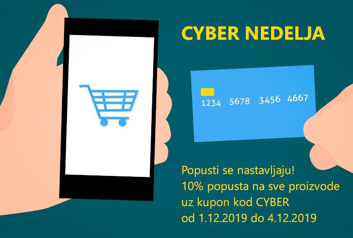 Cyber nedelja 2019