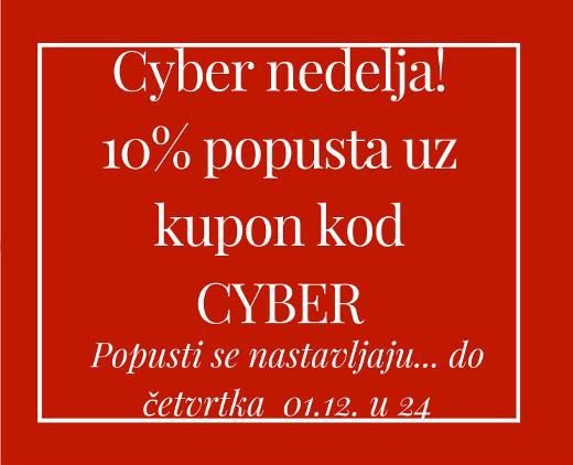 Cyber nedelja popust