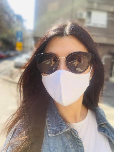 Zaštitna maska za odrasle