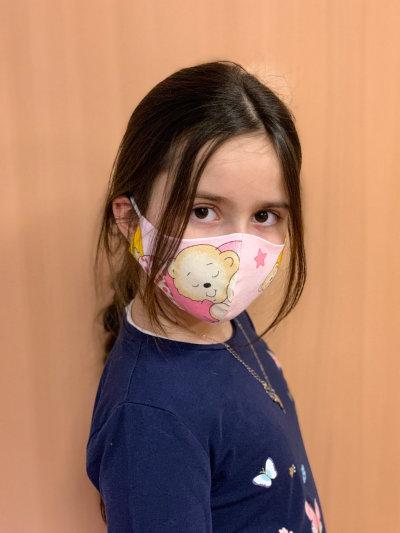 Zaštitna maska za decu