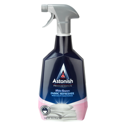 Astonish osveživač garderobe 750 ml