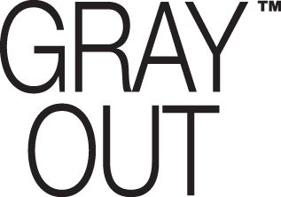 Gray out