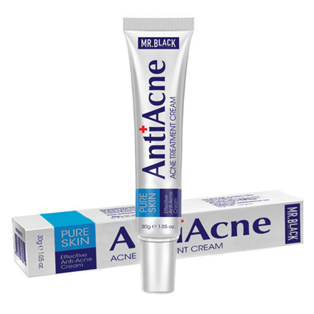 Mr. Black Anti Acne krema