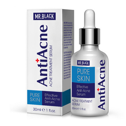 Mr. Black Anti Acne serum