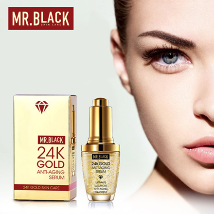 Mr. Black Gold Anti-Aging Serum