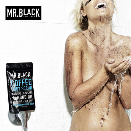 Mr. Black original kafa piling za telo