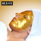 Mr. Black 24K Gold Anti Aging maska